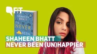 Shaheen Bhatt On Battling Depression, New Book 'Never Been Unhappier' | The Quint