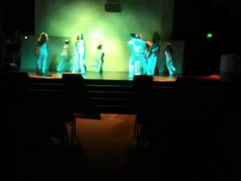 Glory-dress rehearsal