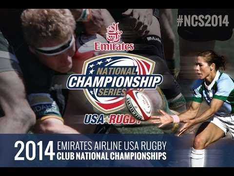 2014 USA Rugby Emirates Airline Men's & Women's Club National Championships
