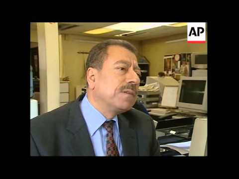 Interview with al Quds editor Bari Atwan on supposed Saddam letter