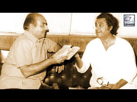 Why Mohammed Rafi Requested Kishore Kumar To Sing Only One Line