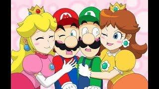 Mario Couples Tribute: Mario x Peach / Luigi x Daisy