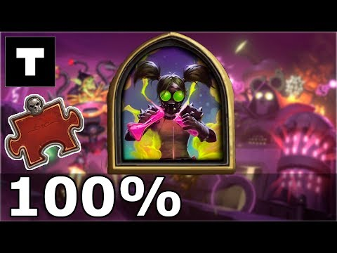 Hearthstone: The Puzzle Lab - Lethal | Myra Rotspring 100%