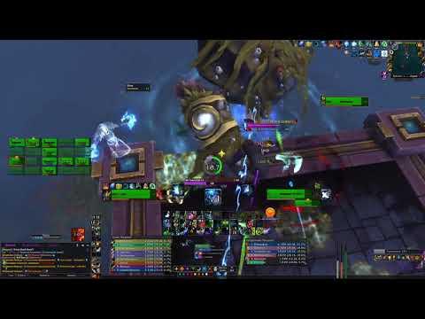 2ddk VS Stormwall Blockade - Mythic Battle Of Dazar'alor