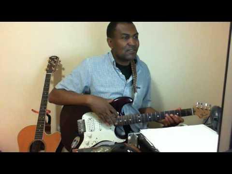 Tutoriel guitare Zouk (Soulajé yo) Kassav par Fojeba