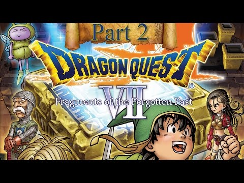 Save Dragon Quest VII: Fragments of the Forgotten Past Playthrough -Log 2- Pictures