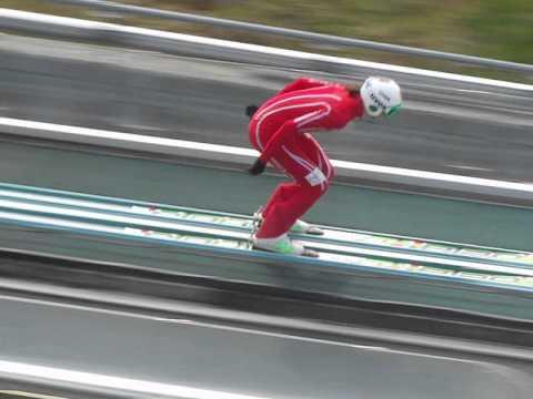 Fredrik Bjerkeengen Crosscountry Suit Lillehammer HS100
