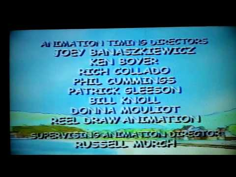 Clifford The Big Red Dog Opening And Closing Credits