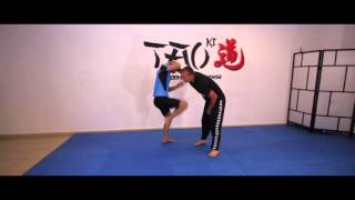 SELF DEFENSE LESSON (basic lesson) 3
