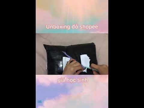 Photo of [UNBOXING] Quần áo shoppe giá học sinh  đẹp nhất