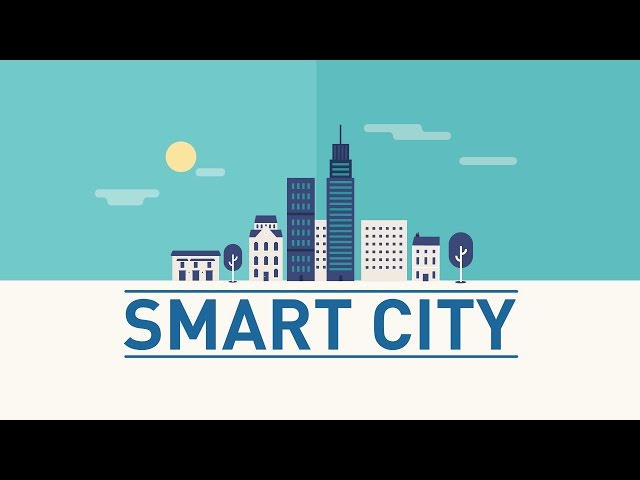 Smart Cities: Step into the city of the future!