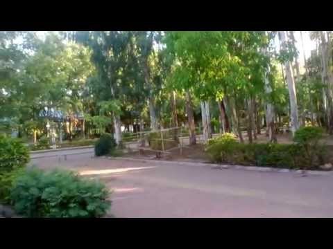 Cambodia Royal University of Agriculture (Chamkar Dong) Part 3 on 28 June 2015
