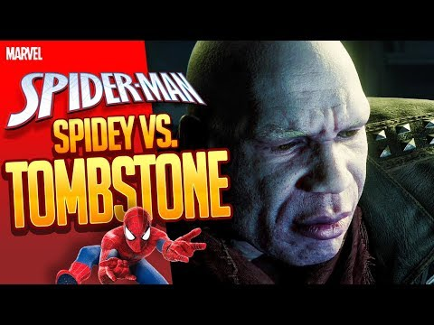 SPIDER-MAN 🕷️ 020: Spider-Man vs. TOMBSTONE