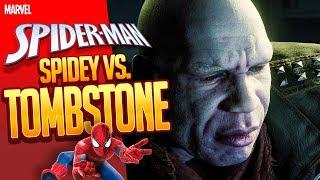 SPIDER-MAN 🕷️ 020: Spider-Man vs. TOMBSTONE