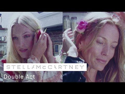 Stella McCartney's Double Act with Lucie de la Falaise and Ella Richards