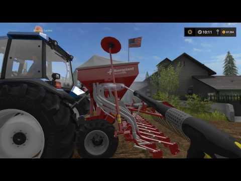 Farming Simulator 17 - Day 1 Part 5 Playthrough