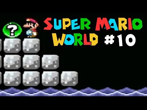 Survive The Sunken Ghost Ship  Super Mario World Let's Play 10