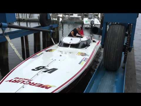 Strictly Business Offshore Race Boat Test