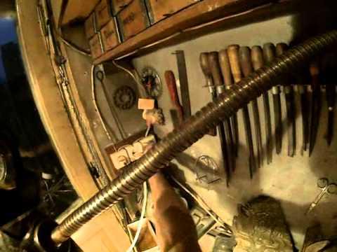 Печь для обжига керамики дровяная 155