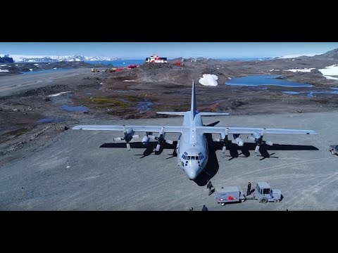 Especial II Campaña Antártica