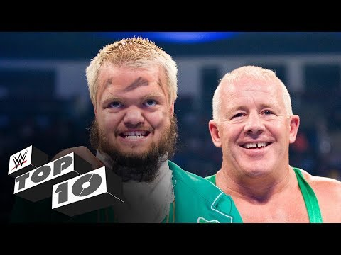 Hornswoggle's Most Memorable Moments - WWE Top 10 from YouTube · Duration:  4 minutes 45 seconds