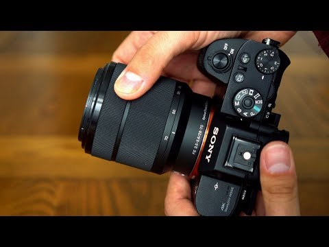 Sony FE 28-70mm f/3.5-5.6 OSS lens review with samples