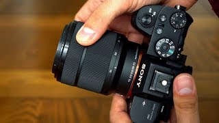 Sony FE 28-70mm f 3 5-5 6 OSS lens review with samples