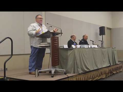 Phoenix Comic Con 2017 Day 1: Timothy Zahn and Kevin J  Anderson Panel