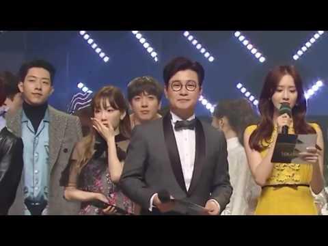 170101 Taeyeon&Yoona - MBC Gayo Daejun Ending Cut