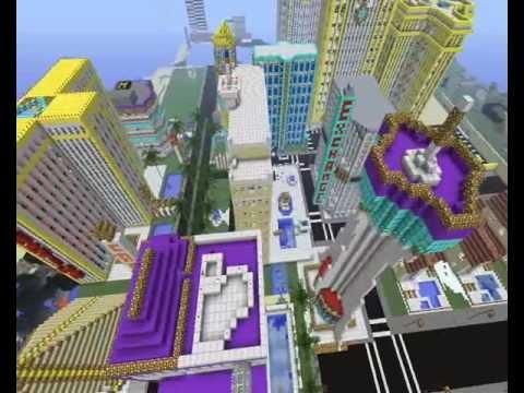 Minecraft las vegas japsecraft 1 2 3 youtube - Hotel las gaunas en logrono ...