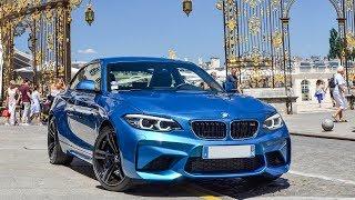 TEST de la BMW M2 avec échappement M Performance !