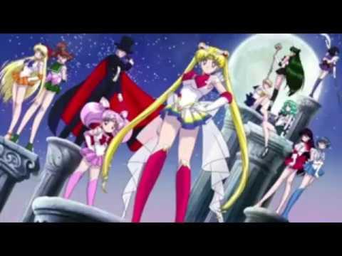 sailor moon video sigla