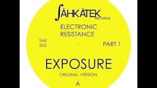 Electronic Resistance - Exposure (Original mix) - 2005