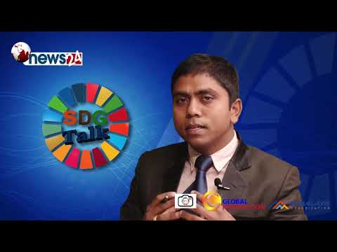 SDG Talk with Niraj Neupane || Youth Opportunities in Tourism Industry: Sailesh Lamichhane  #EP17