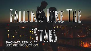 James Arthur - Falling like the Stars [Bachata Remix] DJ Jeremie