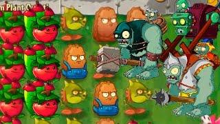 Игра Растения Против Зомби 2 смотреть прохождение от Flavios (Plants vs zombies) #40