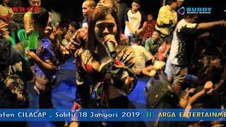 Lilis Anjani - Selow - ARGA Entertainment LIVE Rawajaya Bantarsari CILACAP 2019