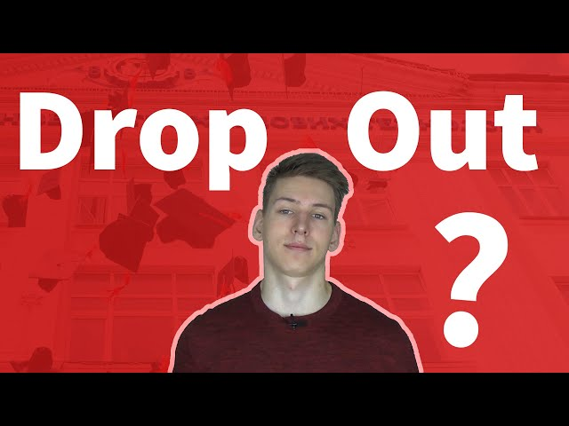 College or DROP OUT? - Current State of App Developer Education