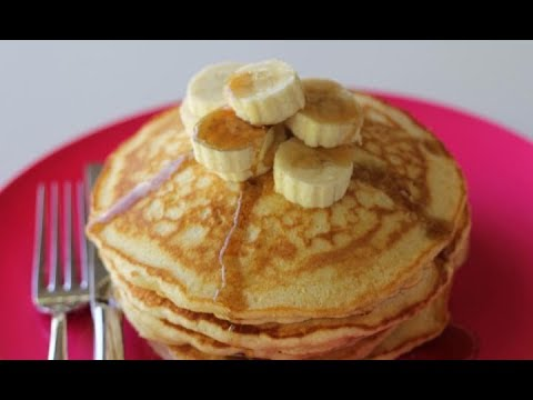Pancake Recipe In Urdu / Hindi || Tasty And Easy || Breakfast Recipes