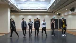 GOT7 - Love Train Dance Practice (Front Version) MP3