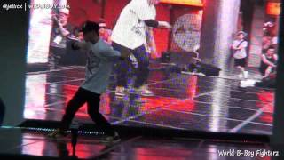 XISCO vs FE(w) | TOP8-4 | World B-Boy Fighterz 2012 @Gangnam