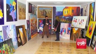 گشایش گالریهای نقاشی در شهر از بهر معرفی هنرنقاشی به مردم