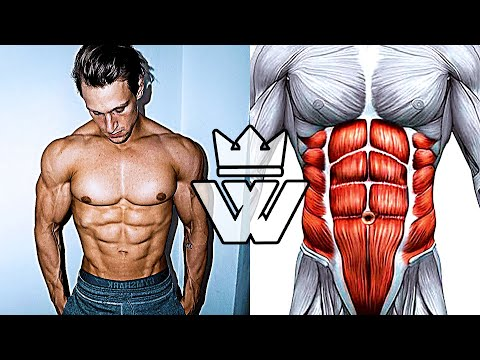 HOME 6 PACK ABS WORKOUT