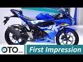 Suzuki Gsx R150 Abs 2018 | First Impression | Tambah Abs, Berapa Harganya? | Otocom