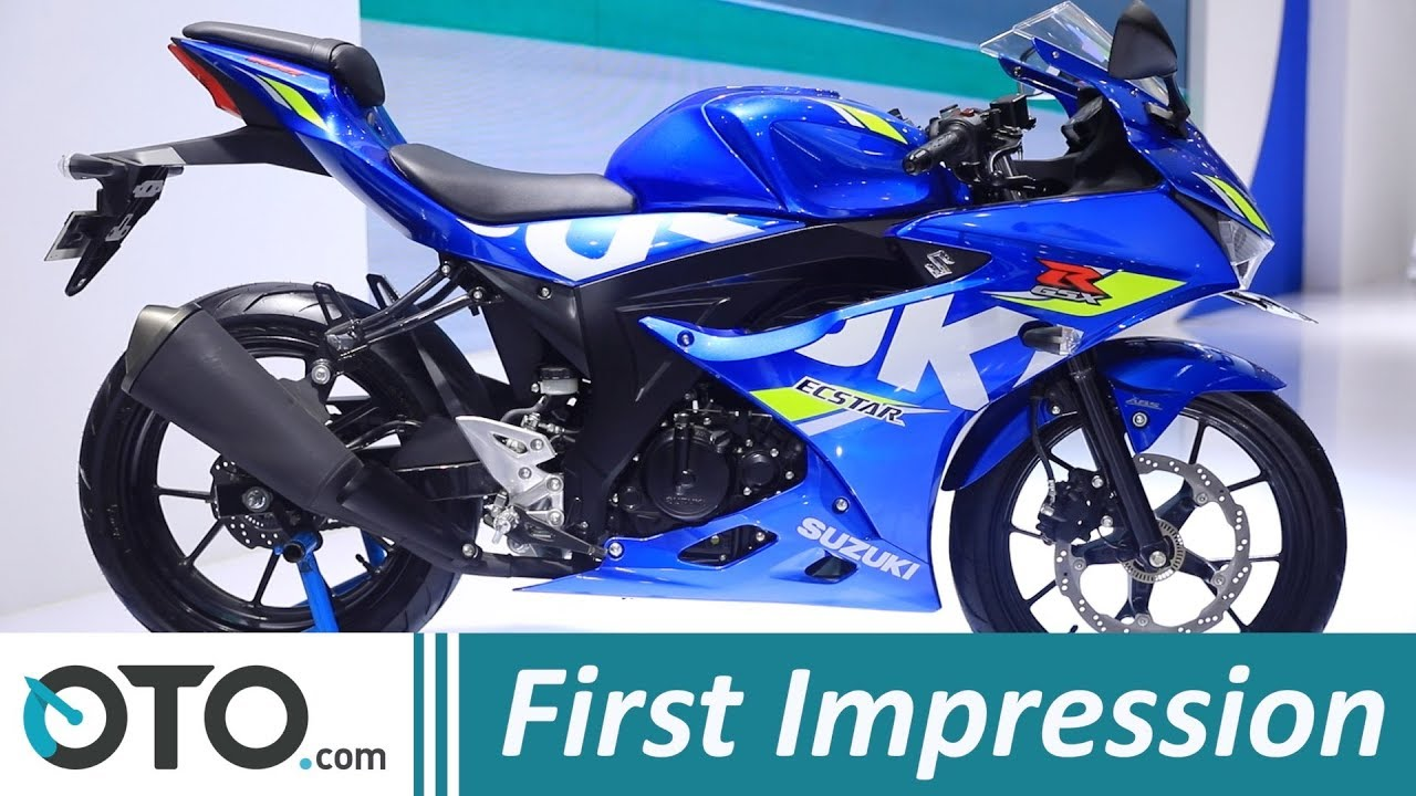 Lihat Suzuki Gsx R150 Abs 2018 First Impression Tambah Abs