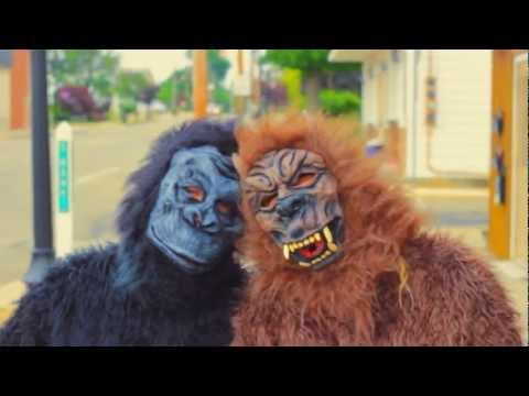The Baboon King Plays Songs of Love (Official Video)