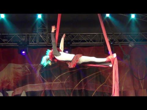Freak Fusion Cabaret a Savaria Történelmi Karneválon - 2014.