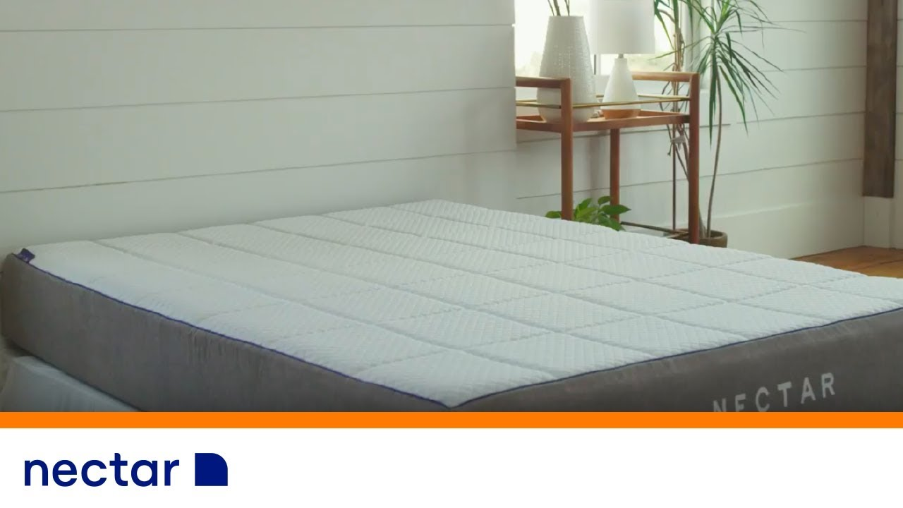 NECTAR Mattress Keeps You Cool and Comfortable