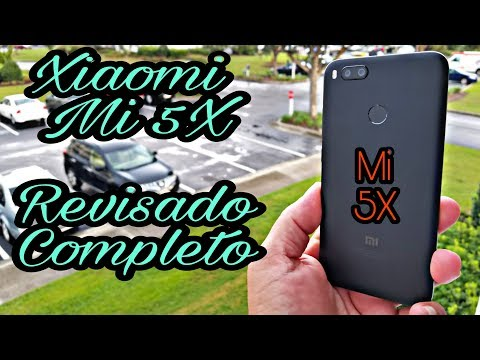****Xiaomi Mi 5X - Revisado Completo - Belleza Totaaallll****