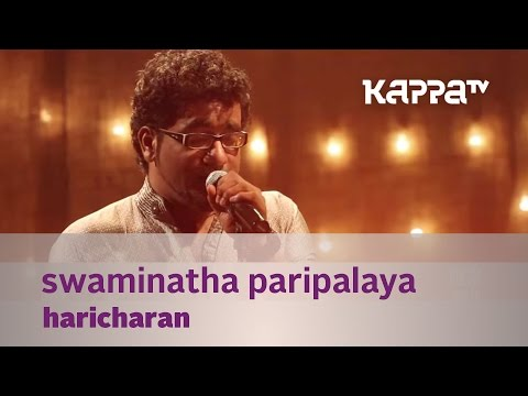 Swaminatha Paripalaya by Haricharan w. Bennet & the band - Music Mojo Kappa TV